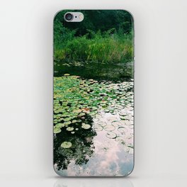 A Little Pond iPhone Skin