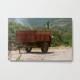 CART-ARMENIA  Metal Print