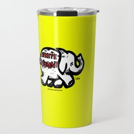 The White Elephant, Spokane, WA Travel Mug