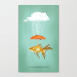 Fish Cover II Canvas Print