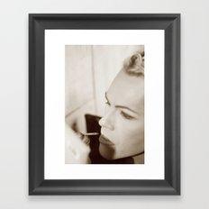 Porcelain Framed Art Print