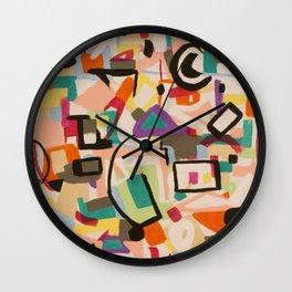 Falling Into A Dream Wall Clock
