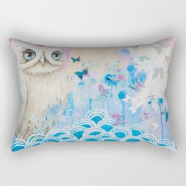 The Other Side of Metamorphosis  Rectangular Pillow