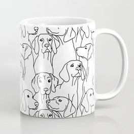 Oh Vizsla Coffee Mug