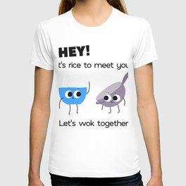 hey its lit T-shirt
