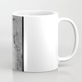 RELAX... It's Just A (Black&White) MINDfuck! Coffee Mug