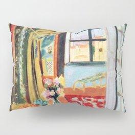 Henri Matisse Interior with a Phonograph Pillow Sham