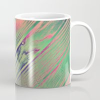 woody Mugs featuring Woody by SensualPatterns