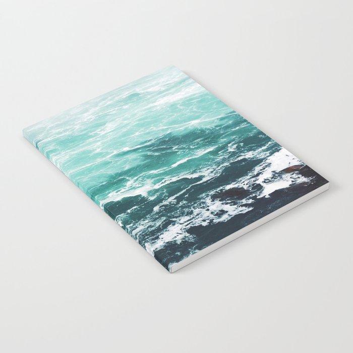 Blue Water Notebook