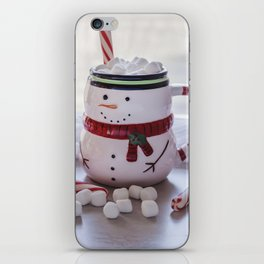 Frosty iPhone Skin
