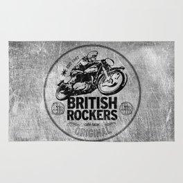 British Rockers 1967 Rug