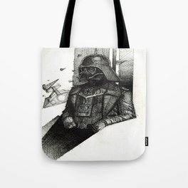 German Vader shall conquer all Tote Bag