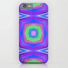 saturn 12 cross iPhone Case