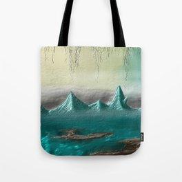 Whispering Mountains Tote Bag
