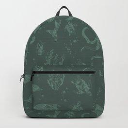 Shafted Sea Backpack