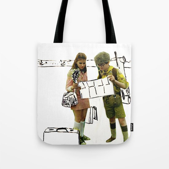 moonrise kingdom II Tote Bag
