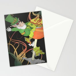 Leprechaun Stationery Cards