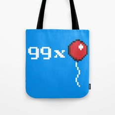 99 Extra Tote Bag