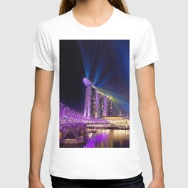 Singapore Gardens By The Bay T-shirt