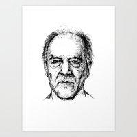 herzog Art Print