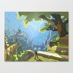 Shamballa Canvas Print