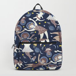 Girls in space Backpack