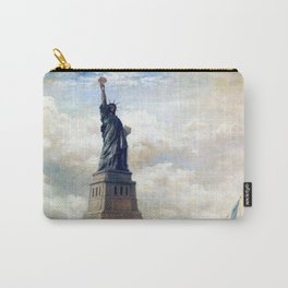 Statue of Liberty Unveiling Carry-All Pouch