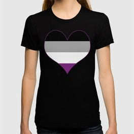 Asexual Heart T-shirt