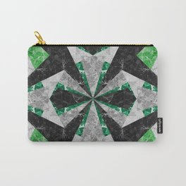 Marble Geometric Background G439 Carry-All Pouch