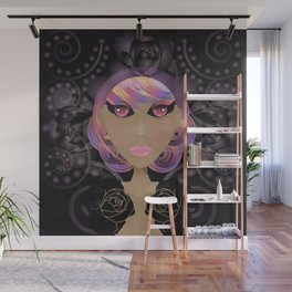 Fantasy girl Wall Mural