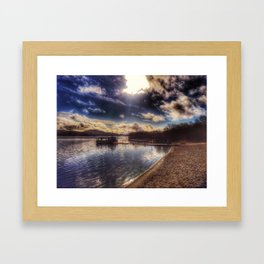 Loch Lomond Framed Art Print