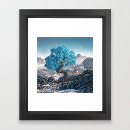 Forgotten Framed Art Print