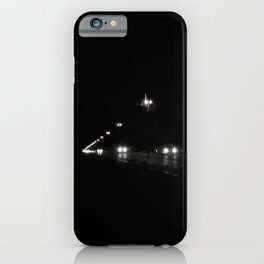 Midnight Run. iPhone Case