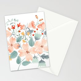 Dogwood Flowers Stationery Cards