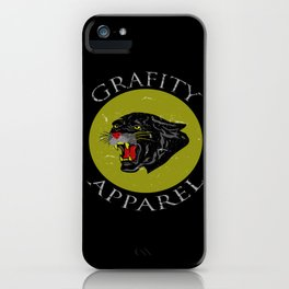 The Panther iPhone Case