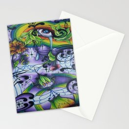 The Eye of Life Stationery Cards