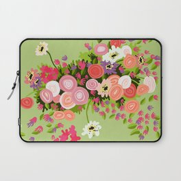 Flowerpower Laptop Sleeve