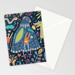 Bird Talk Stationery Cards