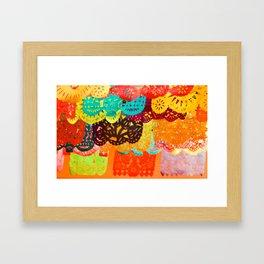 Mexicana Framed Art Print