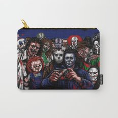 Horror Villains Selfie Carry-All Pouch