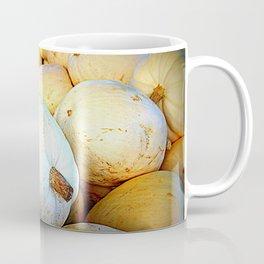 White Pumpkins Coffee Mug