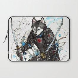 Year of the Dog...Samurai! Laptop Sleeve