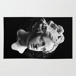 Sculpture Head Rug