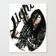 Make Light Canvas Print