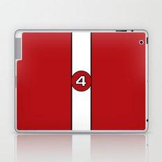 RACING COLOURS- FERRARI Laptop & iPad Skin