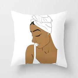 Savoy Throw Pillow