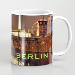 BERLIN NIGHT Coffee Mug