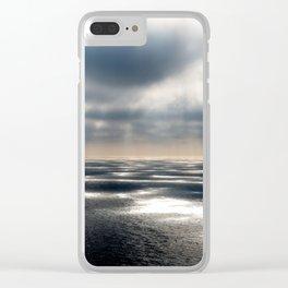 Atlantic Clear iPhone Case