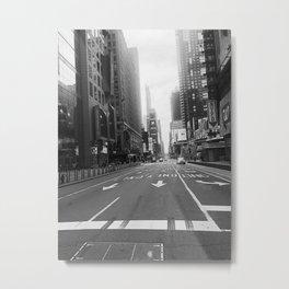 NYC series III.-  Metal Print