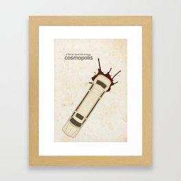 Cosmopolis Framed Art Print